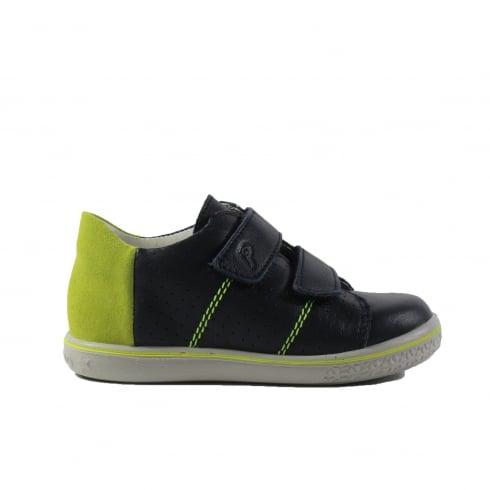 RICOSTA Barney 2529700-187 Navy Boys Shoe