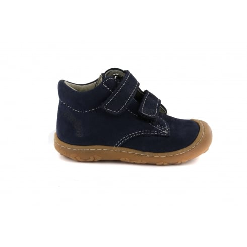 RICOSTA Chrisy Blue Boys Shoe