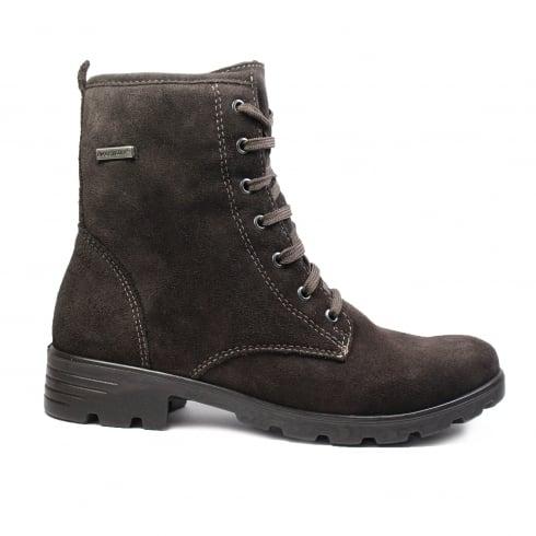 RICOSTA Disera Brown Girls Boot