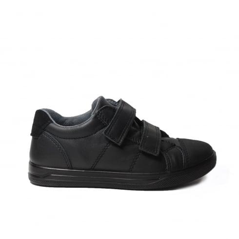 RICOSTA Jason Black Boys Shoe