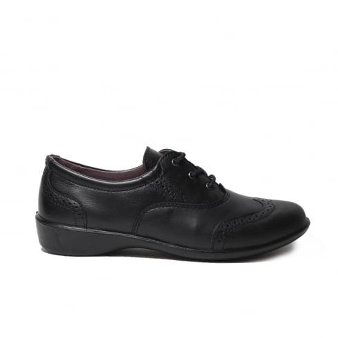 RICOSTA Kate Black Girls Shoe