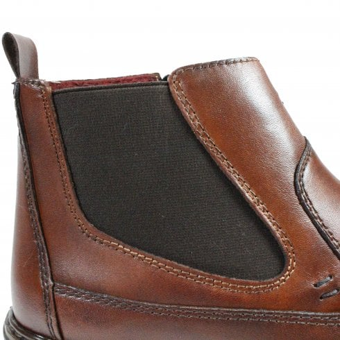 Rieker Dustin 37662 24 Brown Leather