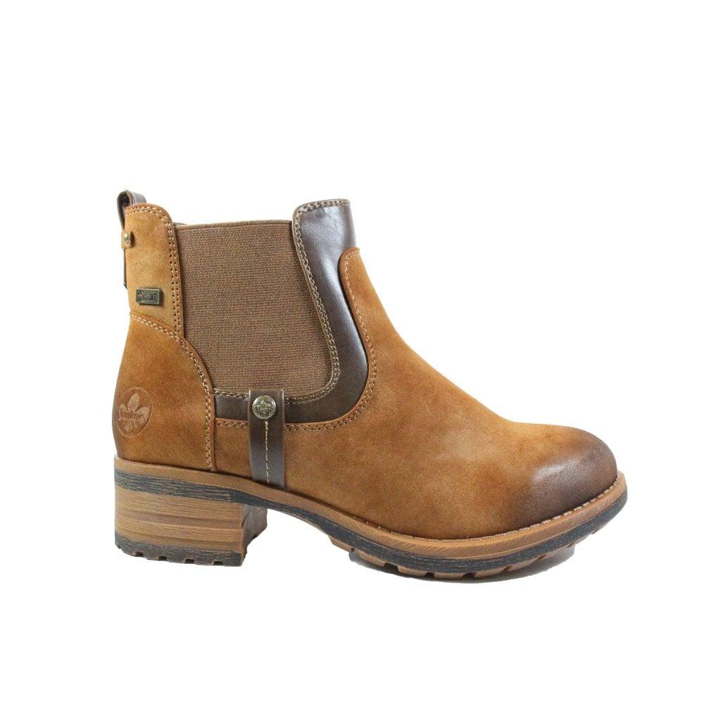 Rieker Damen 96850 Chelsea Boots, 41 EU
