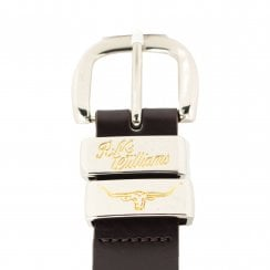 Jerrawa Brown Leather Belt