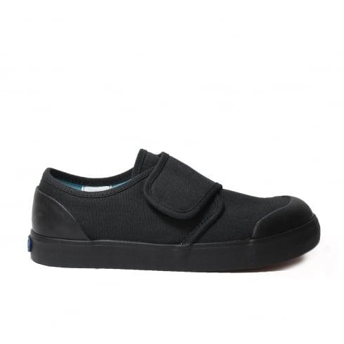 STARTRITE Skip Black Unisex Shoe