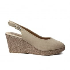 29303-20 Taupe Womens Sandal