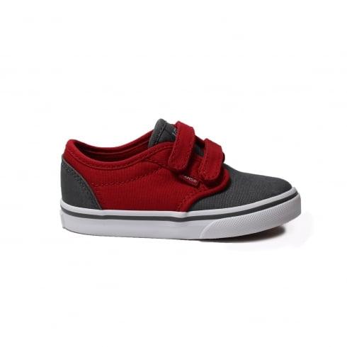 VANS VA3483MF7 Red Boys Shoe